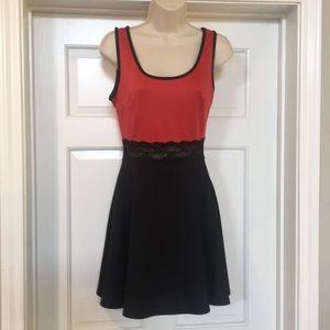 Dresses & Skirts - Vibe  Black  skater Dress Sleeveless